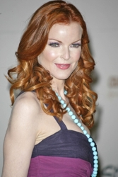 Marcia Cross Amber Red