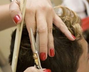 Clipping Hair