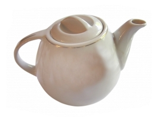 Teapot For Brewing Chamomile Tea