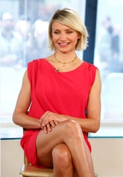 Cameron Diaz On Today Show