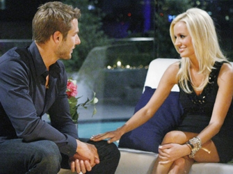 Emily And Brad On ABC's The Bachelor