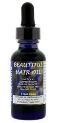 HairTopia Hair Oil With Organic Jojoba Oil Base