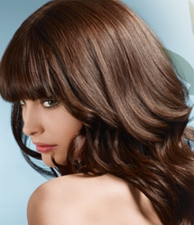 Gorgeous Brunette Hair Color From Phyto