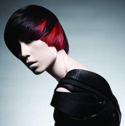 Sassy Short Hair - John Paul Mitchell 2011