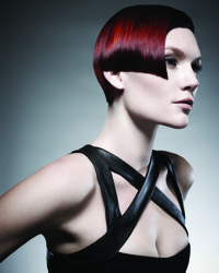 Short Hair Sass Haircut - JPMS - 2011 Collection - All Rights Reserved