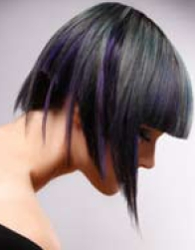 Hairstyle by Tangles Salon in Wichita Falls, Texas