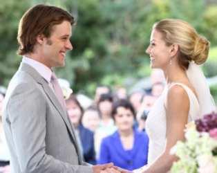 Jennifer Morrison & Jesse Spencer Wedding