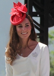 Kate Middleton Hair Accessory Goddess