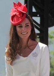 Kate Middleton Hair Accessory Goddess