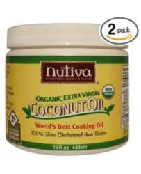 Organic Coconut Oil - Coffee Hair Growth Benefits