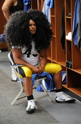 Troy Polamalu With Big Hair