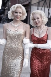 Katharine McPhee As Marilyn Monroe On Smash