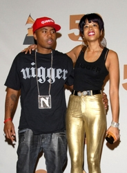 Kelis & Nas Together