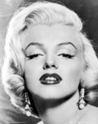 Marilyn Monroe - The Iconic Hollywood Platinum Blonde