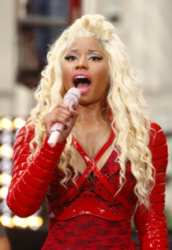 Nicki Minaj On Performing On NBC Today Show - NBC - All Rights Reserved
