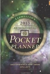 Astrological Pocket Planner For 2013