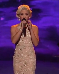 CeCe Frey On X Factor