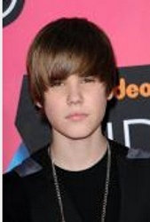 Justin Bieber With More Refined Mop Top Hairstyle