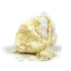 Raw Unrefined IVORY Shea Butter Grade A from Ghana 2 Lbs
