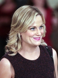 Amy Poehler With Soft Layers