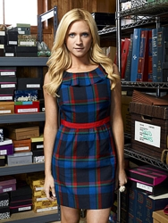 Brittany Snow as Jenna Backstrom on Harry's Law