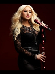 Christina Aguilera on The Voice - Season 1 - Spring 2011