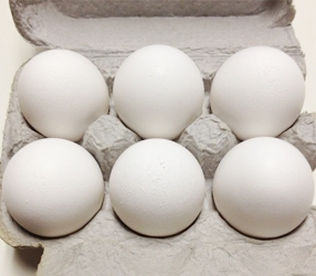 Fresh Eggs For Egg Shampoo
