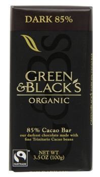 Green & Black's Organic 85% Cacao Bar - Amazon.com - All Rights Reserved