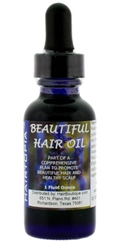 Hair Topia Beautiful Hair Oil Made With 100% Organic Jojoba