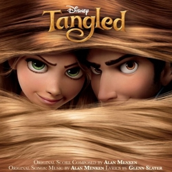 Disney Tangled - Soundtrack