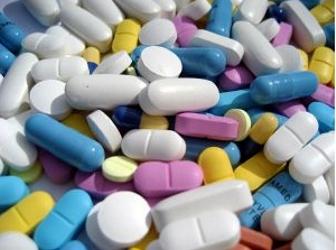 Array Of Pills