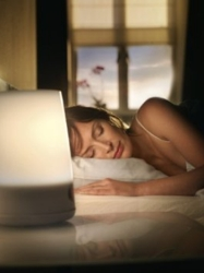 Sleeping With Philips Hf3470 Wake Up Light