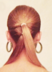 Twisted Updo - HairBoutique.com - All Rights Reserved