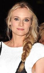 Diane Kruger Loose Side Braid