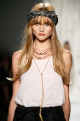 Turban From 2013 Rachel Zoe Fashion Collection