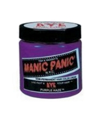 Purple Manic Panic Hair Color