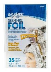 See Through Hair Foils