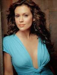 Alyssa Milano On Charmed