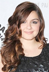 Ariel Winter With  Hair Texture