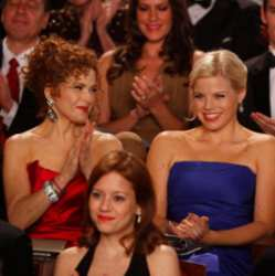 Bernadette Peters With Megan Hilty On Smash