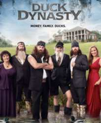 Duck Dynasty Family Portrait on A&E (Willie is 3rd From The Left)