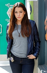 Natalie Martinez - CSI: New York - CBS - All Rights Reserved