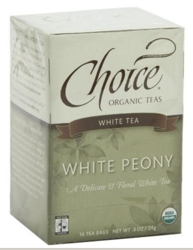 White Tea Choice
