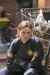 Emily Deschanel As Bones on Fox/TV's Series