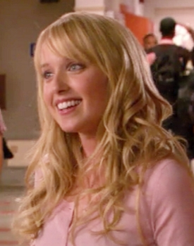 Megan Park - The Secret Life Of The American Teenager