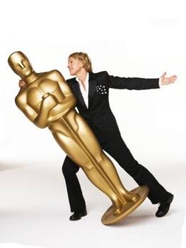 Ellen DeGeneres Academy Awards