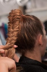 Blog about Fishtail Style Braids