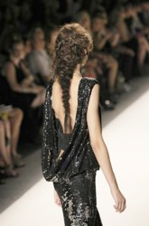 Rachel Zoe Back Classic Braid - Hair by Redken - All Rights Reserved