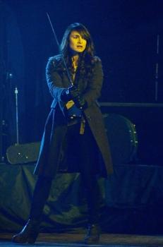 Mia Maestro as Nora Martinez - The Strain - FX - All Rights Reserved