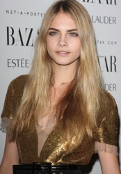 Blog about Cara Delevingne's Hair